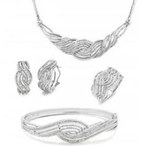 14KP Gold Jewelry Set